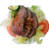 545. Beef salade