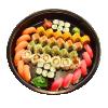 602 Sushi pakket voor 5 personen