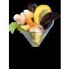 589 Garnalen cocktail